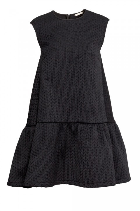 2015 New Years's Eve H&M Black dress