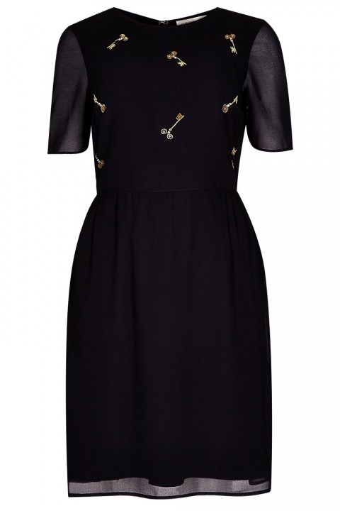 2015 New Year's Eve Marks and  Spencer Dress