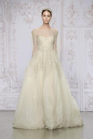 Monique_ Lhuillier_2015_wedding_dress Elizabeth