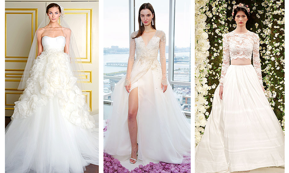 2015 WEEDING DRESS TRENDS TO DREAM ABOUT | The Artistic Soul