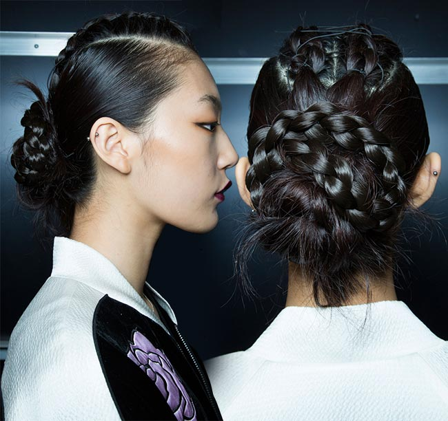 spring_2015_braided_hairstyles_from_runway_Bibhu_braids