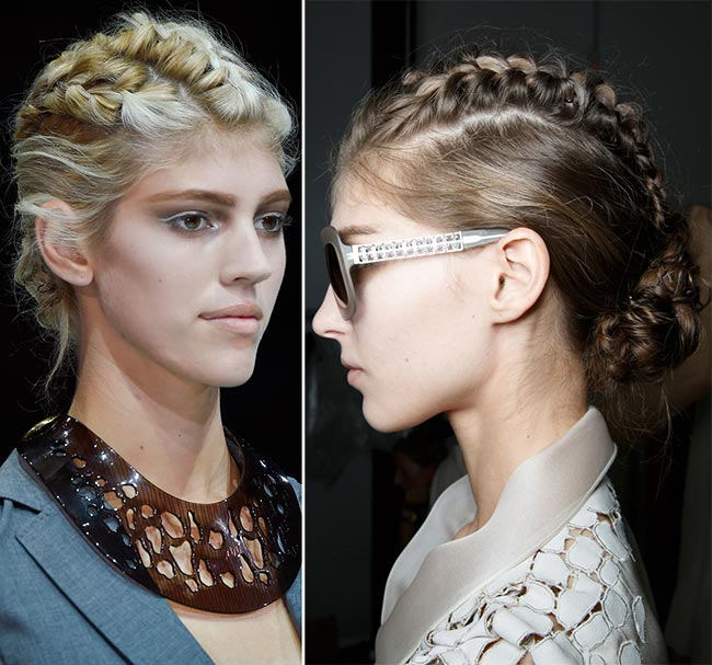 spring_2015_braided_hairstyles_from_runway_Giorgio_Armani_braids