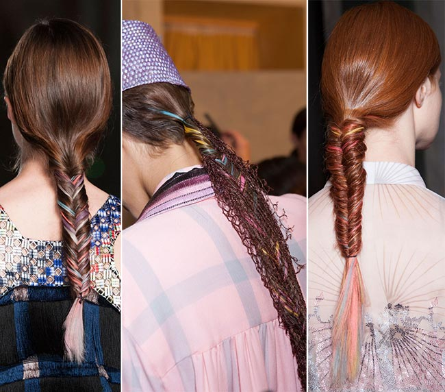 spring_2015_braided_hairstyles_from_runway_Marco_de_Vincenzo_braids