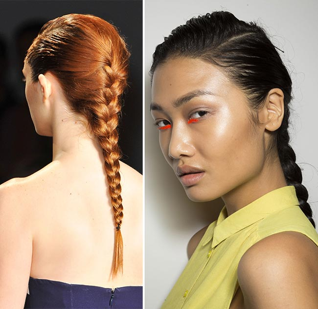 spring_2015_braided_hairstyles_from_runway_Peter_Som_braids