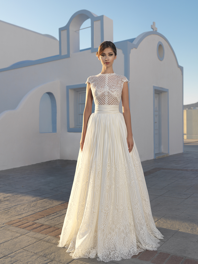 wedding gown fall 2015