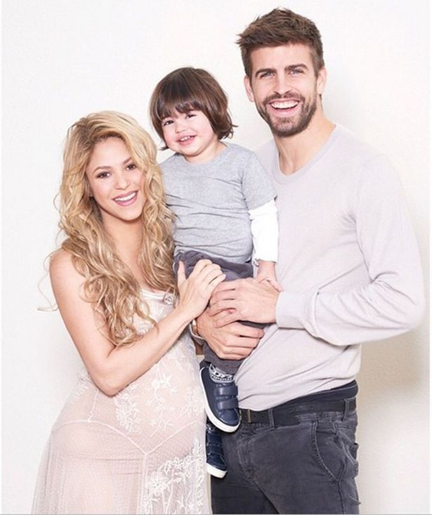Shakira gives birth to second son