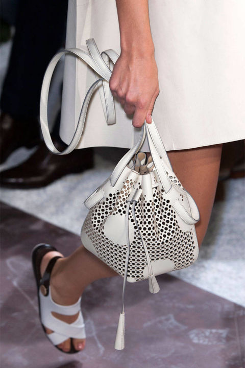 Tods Bucket bag Spring 2015