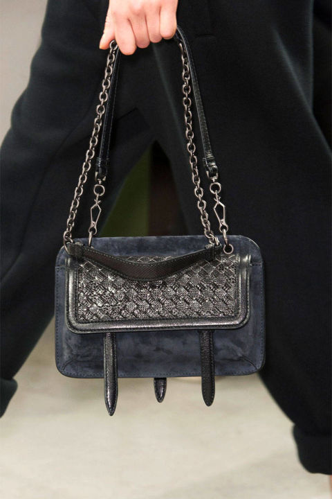 Bottega Veneta handheld bag Spring 2015