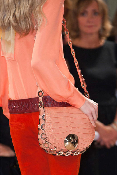 Pucci Saddle bag Spring 2015