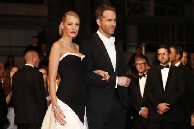 Blake Lively and Ryan Reynolds welcome first child