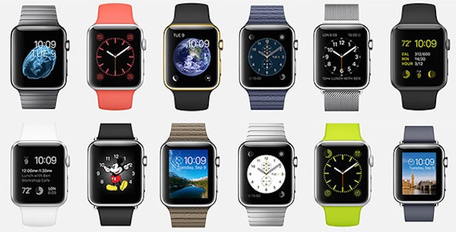 New Apple Watches
