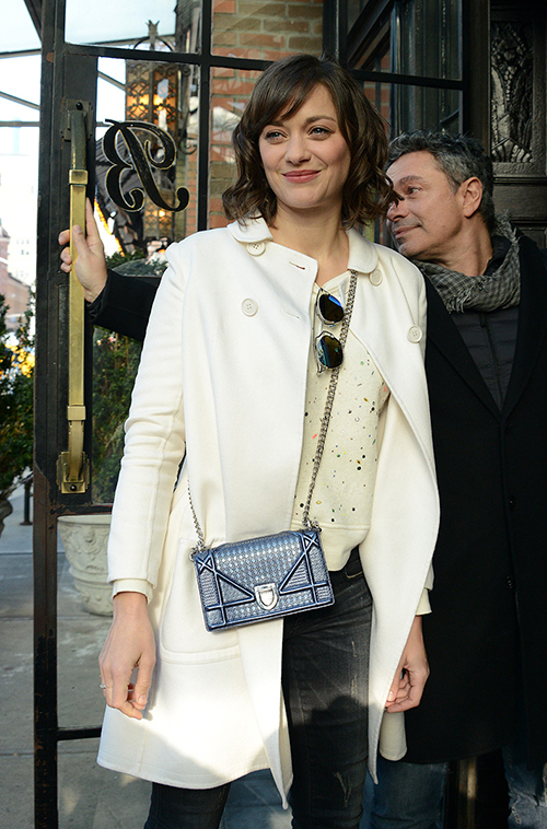 Marion Cotillard Dior It Bag Campaign