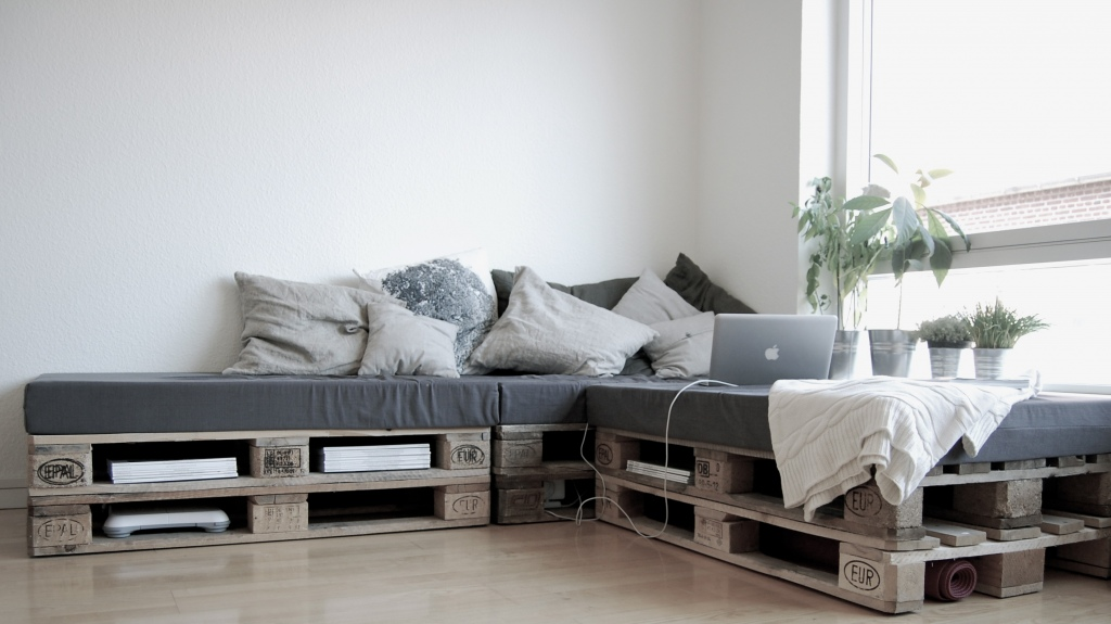 wood pallets furniture. scandinavian pallet sofa wood pallets furniture