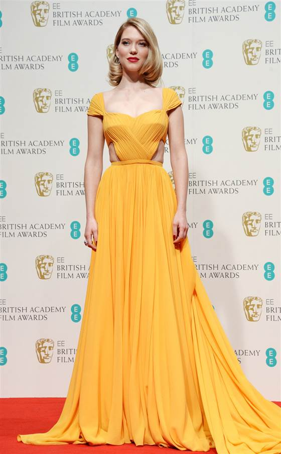 BAFTA Awards 2015-Best Dressed Celebs from the Red Carpet and Winners fcb4ffb94ea