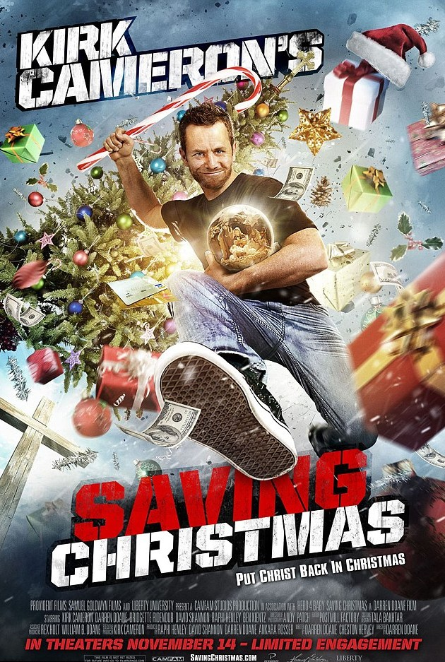 Saving Christmas grossed only $2,778,297 total