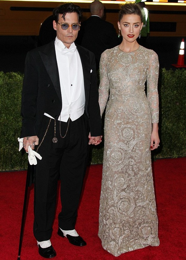 People Magazine claims actress Amber Heard is not ready to marry Jodny Depp