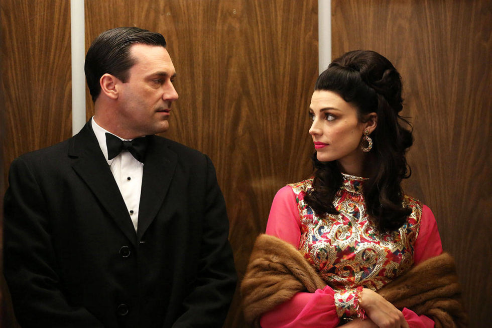 Megan Draper Mad Men Style