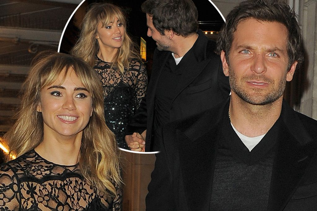 Bradley Cooper and Suki Waterhouse Broke Up in Mysterious    Bradley Cooper And Suki Waterhouse Pda