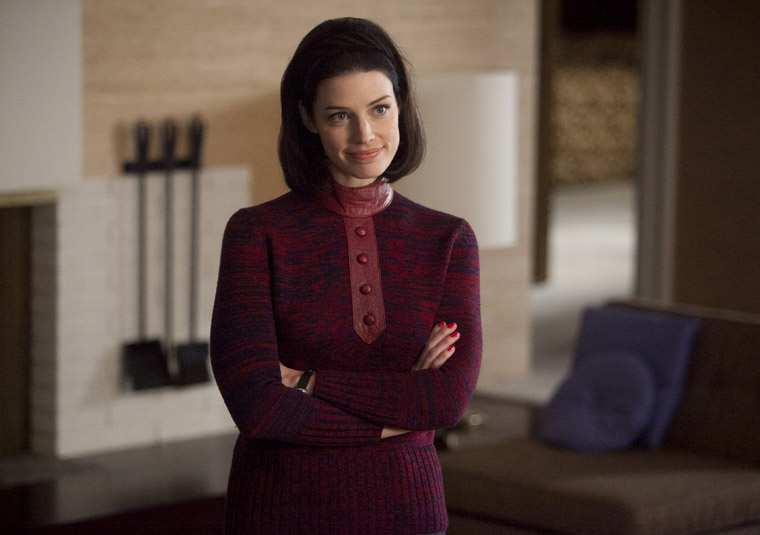 Jessica Pare as Megan Draper in Mad MEn