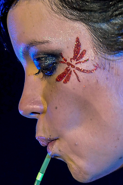 Lilly Allen close up photo