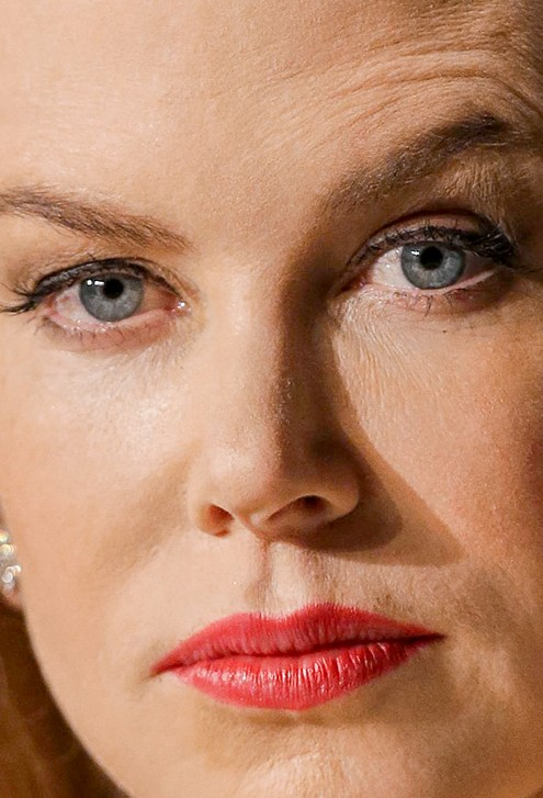Nicole Kidman close up photo