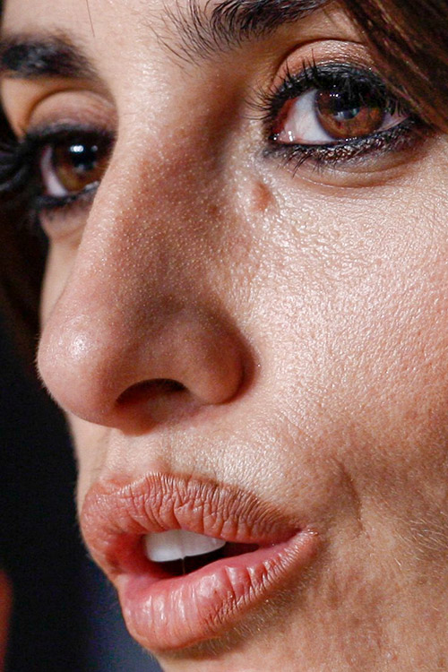 Penelope Cruz close up photo