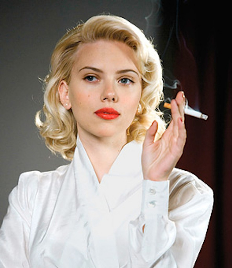 Hot Female Celebrity Smokers | The Artistic Soul