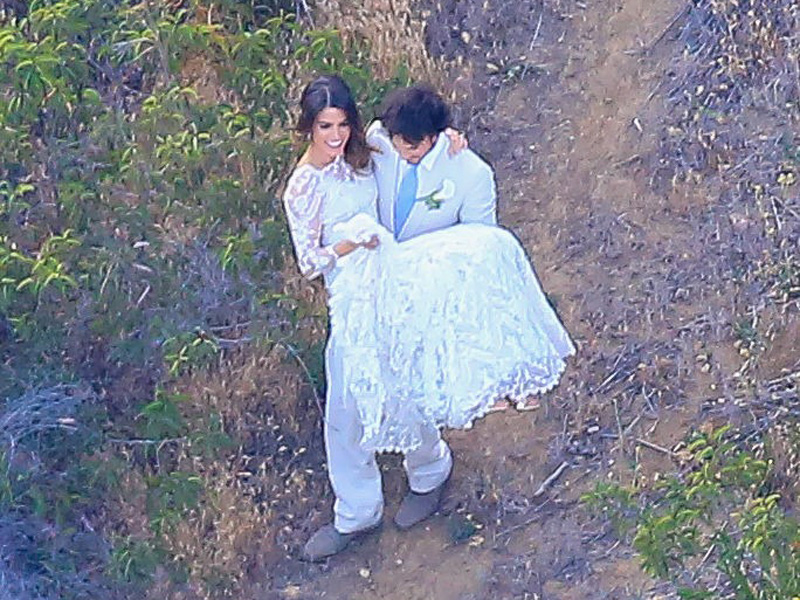 Ian Somerhalder and Nikki Reed Are Married
