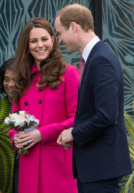 Kate Middelton and Prince William