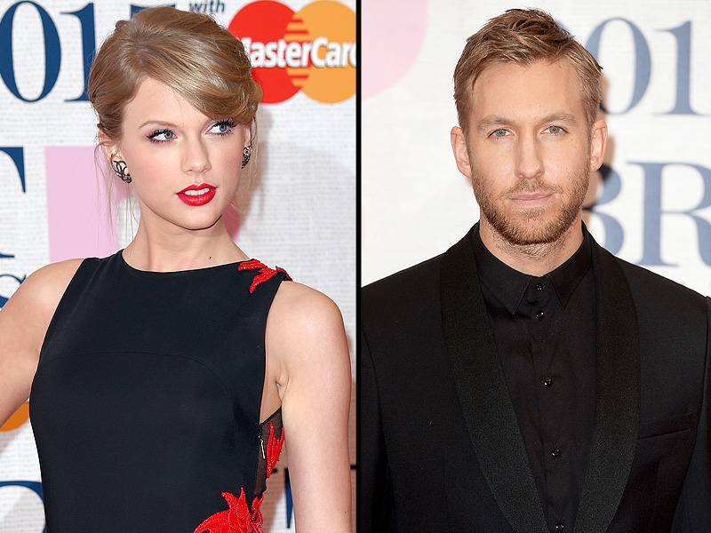 Taylor Swift and Calvin Harris seem to be the best paid couple according to Forbes