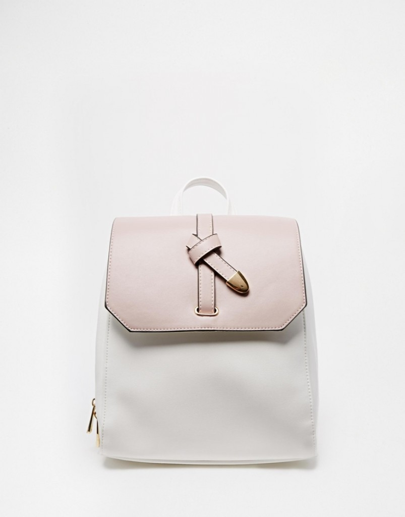 ASOS Slot Through Backpack $58.00, asos.com
