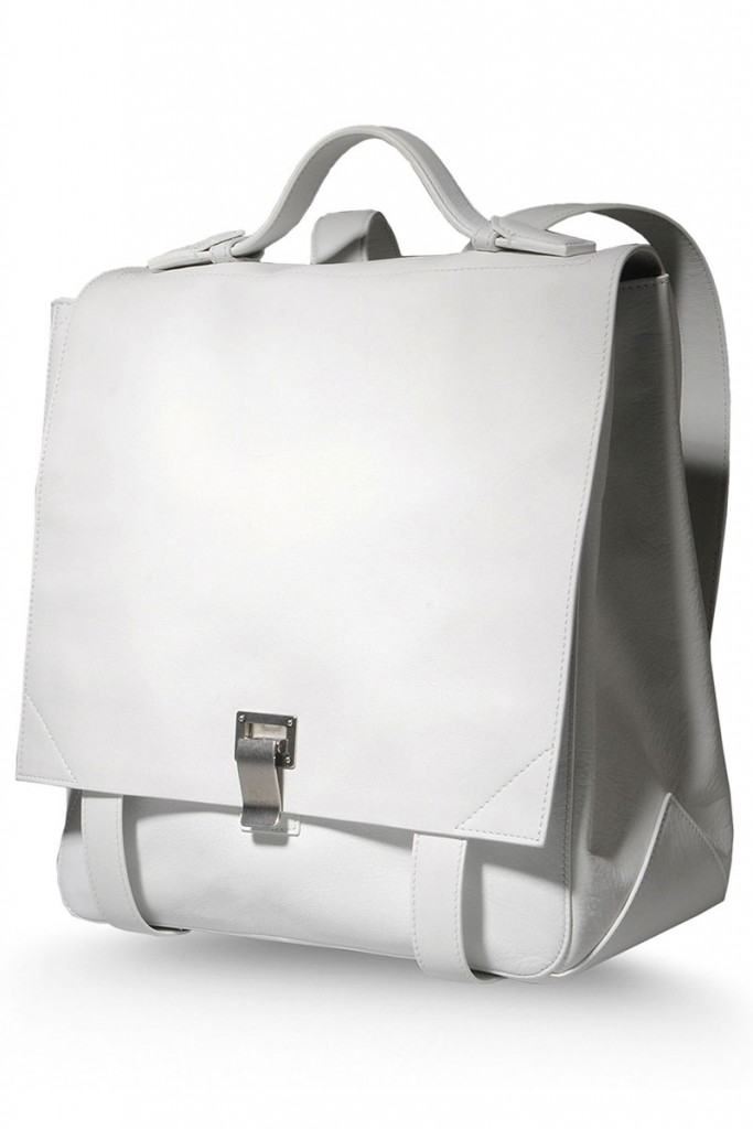 Proenza Schouler backpack, $2,105, shopBAZAAR
