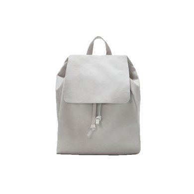 Zara leather rucksack, $99