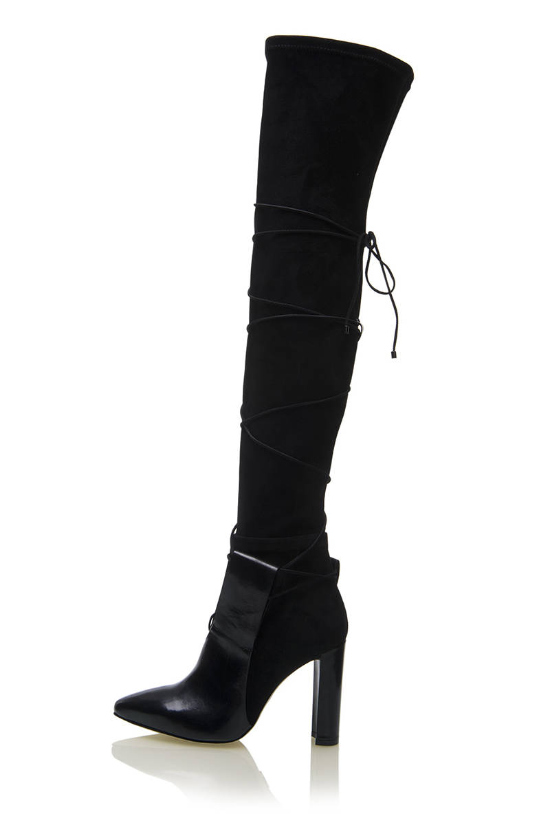 Chelsea Paris Sting Boot ,500; chelseaparis.com