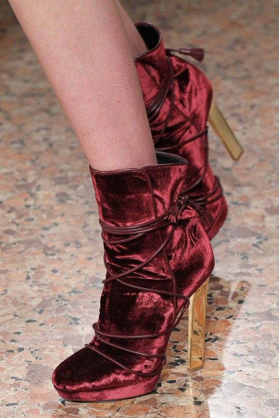 Emilio-pucci-Fall-Winter 2015-2016 shoes