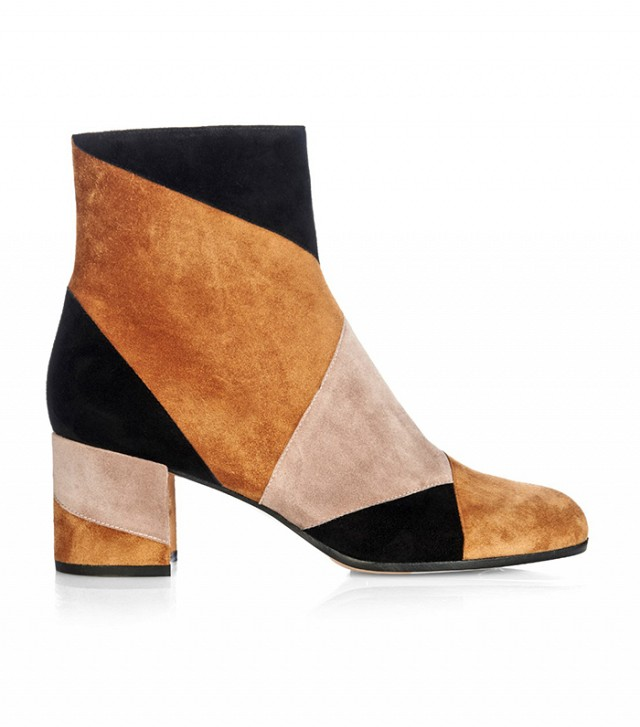 Gianvito Rossi Stivale Suede Ankle Boots 60