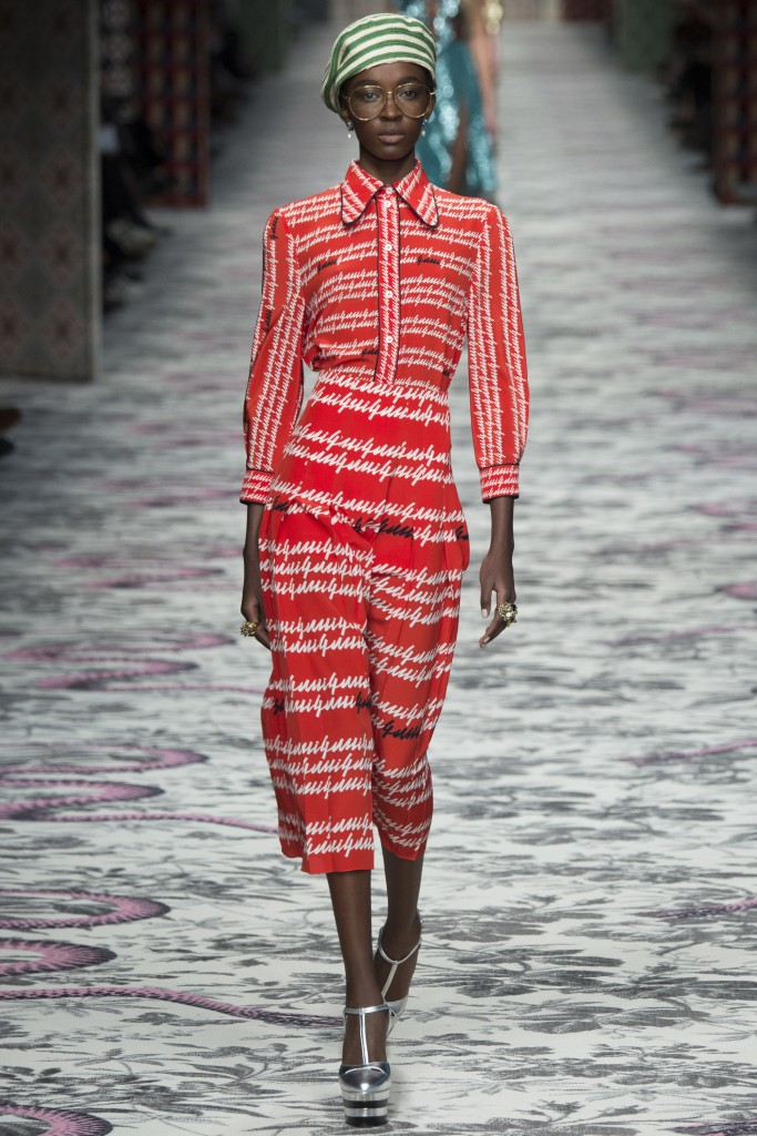 Gucci Spring 2016 ready to wear1