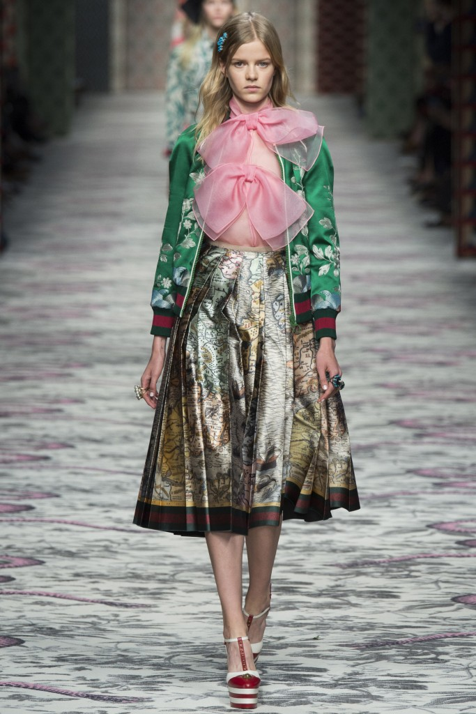 Gucci Spring 2016 ready to wear5