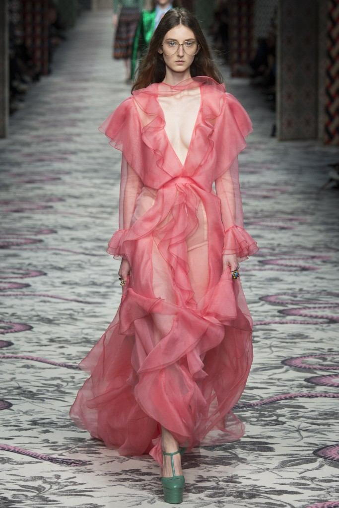 Gucci Spring 2016 ready to wear9