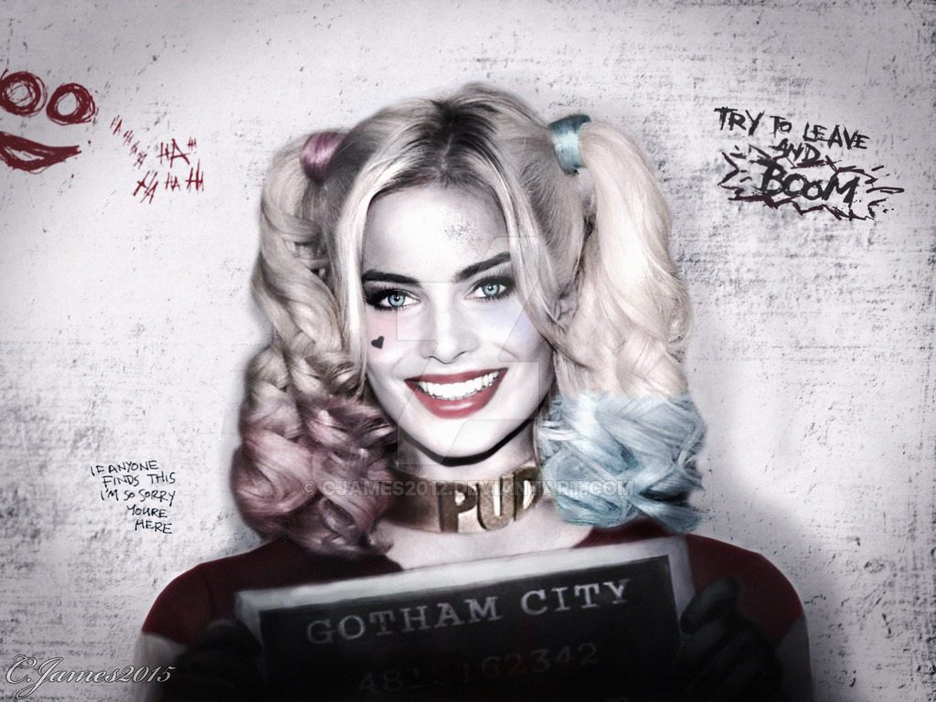 Harley Quinn Ha... In Her Shoes Movie Quote