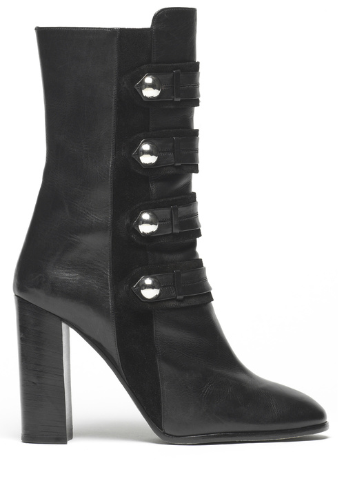 Isabel Marant Arnie black leather boots €890