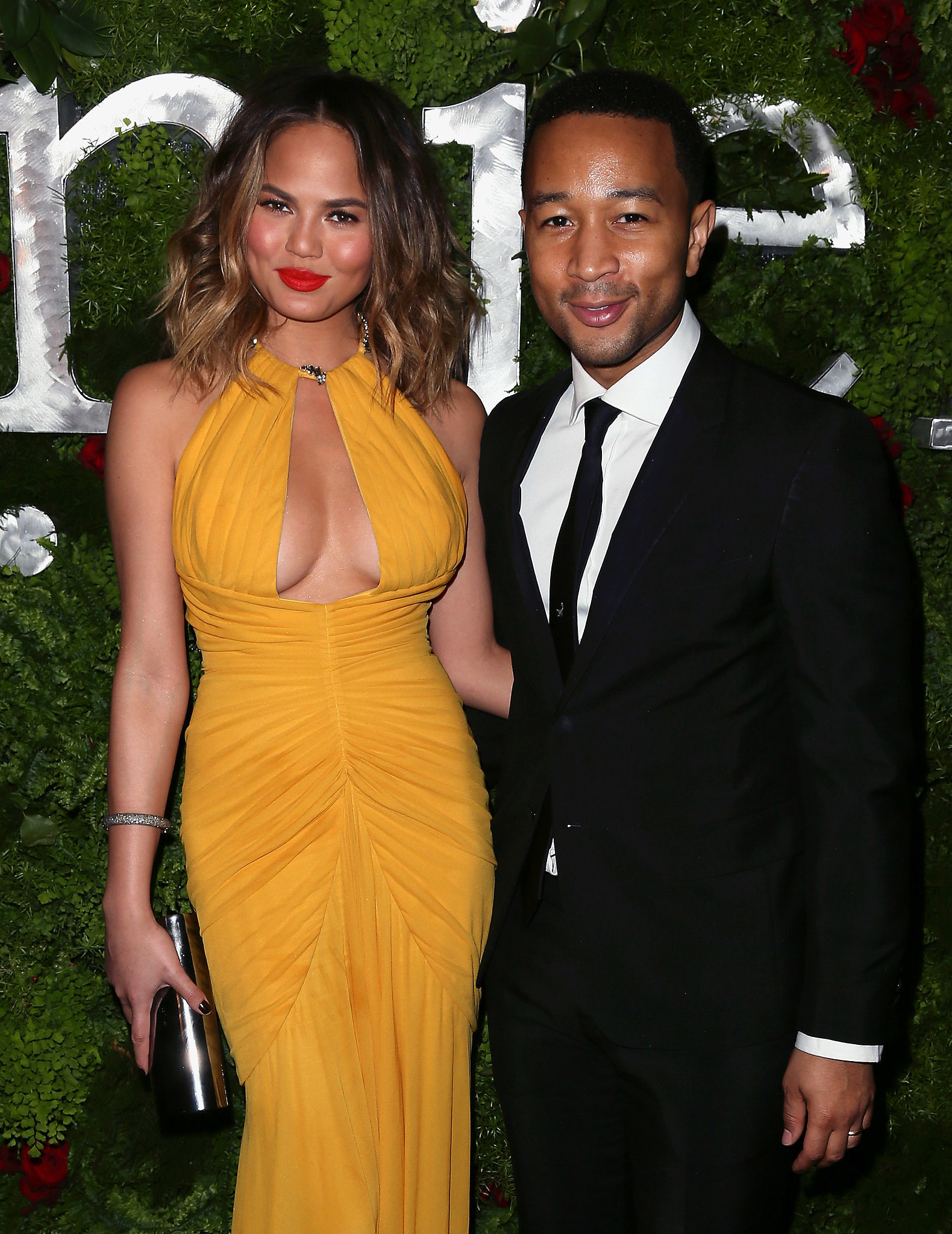 Chrissy Teigen And John Legend Are Pregnant, Happy And ...