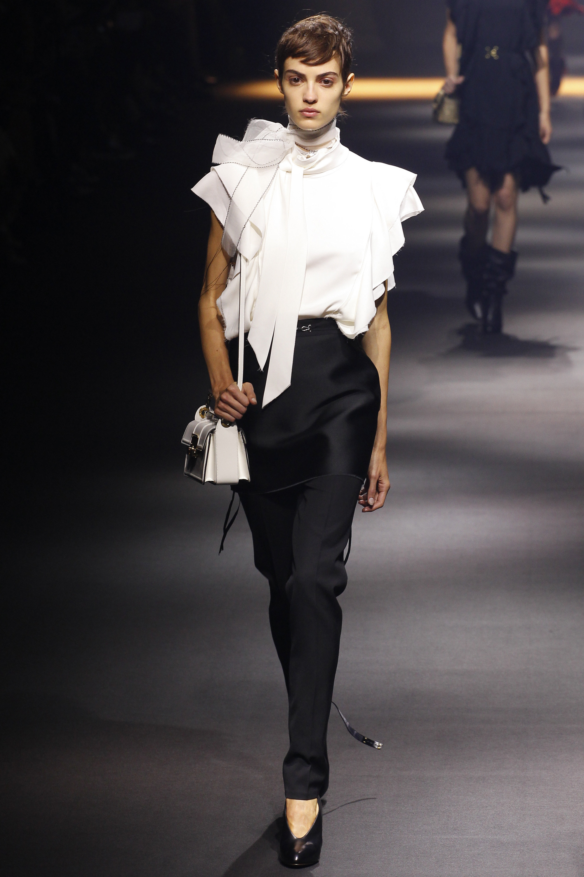 2016 Top 10 Smb Business Issues It Priorities It: Top 12 Looks From Lanvin Spring 2016 Ready To Wear