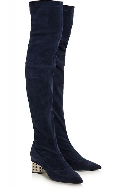 NICHOLAS KIRKWOOD over the knee boots.