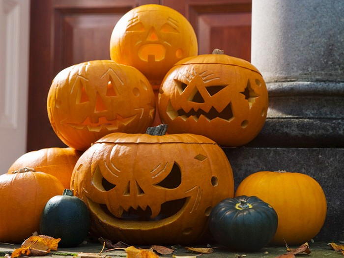 creative pumpkin carving Ideas for kids