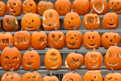 Beautiful Halloween Pumpkin Carving Ideas