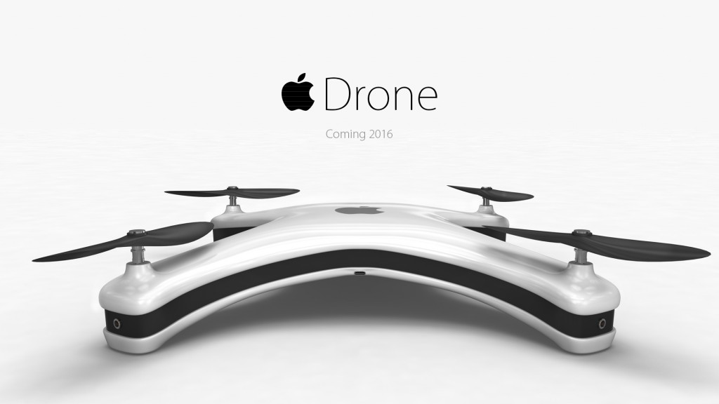 Long awaited Apple drone is another must see drone creation