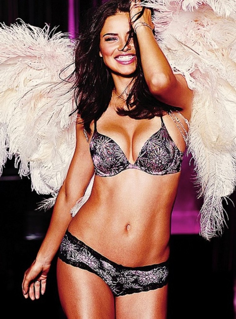 Adriana Lima Victoria's Secret Angel 2015