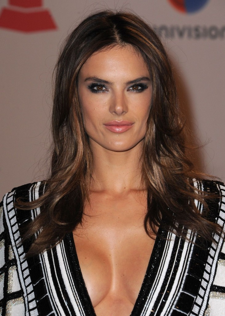 Alessandra Ambrosio Victoria's Secret Model in 2015