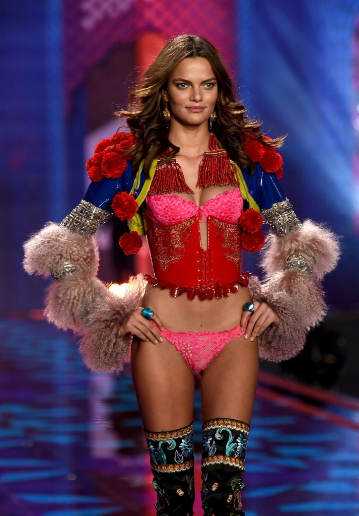 Barbara Fialho Victoria's Secret Angel 2015